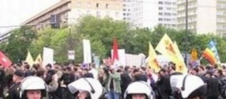 Info su scioperi del 24 ottobre 2014.