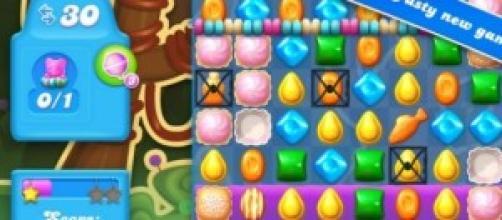 Candy Crush: su Facebook Candy Crush Soda Saga
