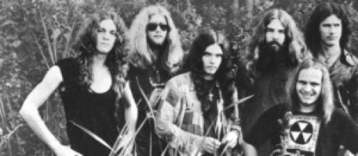 Formación original de Lynyrd Skynyrd