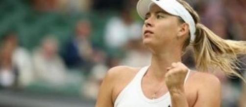 Sharapova sconfitta in tre set