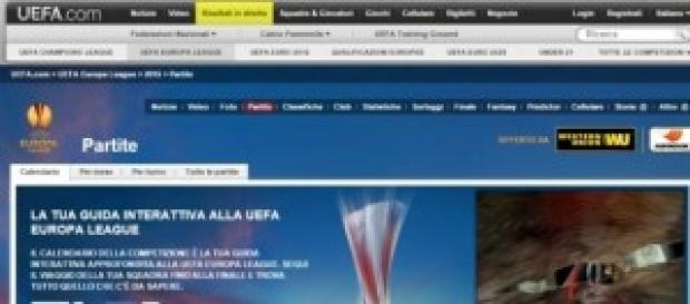 Calendario Europa League, orari 23 ottobre