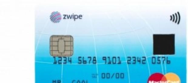La primera tarjeta de crédito con sensor de huella