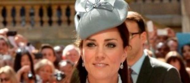 La princesa Kate Middleton.
