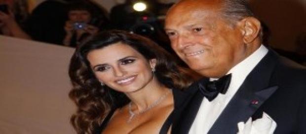 Oscar de la Renta y la gran Penélope Cruz
