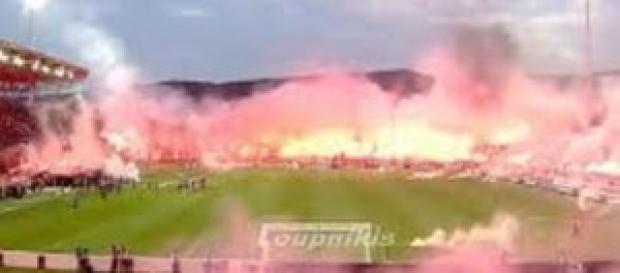 PAOK Salonicco-Fiorentina, Europa League