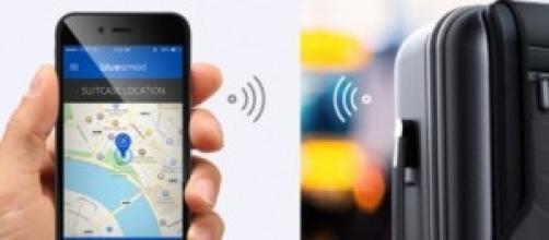 La valija inteligente se maneja desde el celular