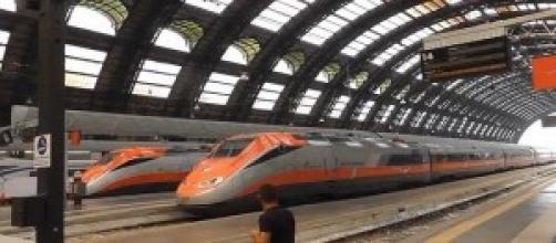 Lo sciopero colpisce anche i treni