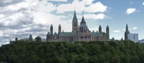 luogo della sparatoria, Parliament Hill