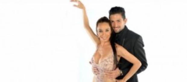 La pareja formada por Mora Godoy y Marcos Ayala