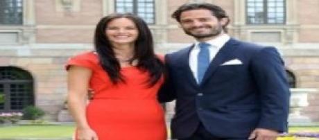 Carlos Felipe de Suecia y Sofía se casan en 2015