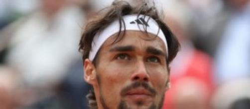 Fognini cede in due set ad Andy Murray