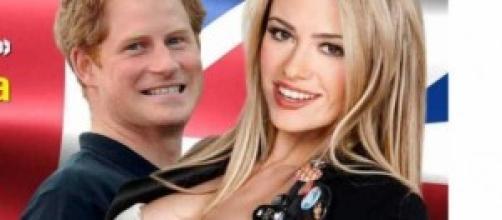 Gossip news: il Principe Harry con Martina Stella?