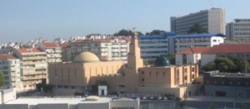 Mesquita de Lisboa (foto WIkipedia)