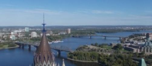 Ottawa, teatro dell'attacco terroristico