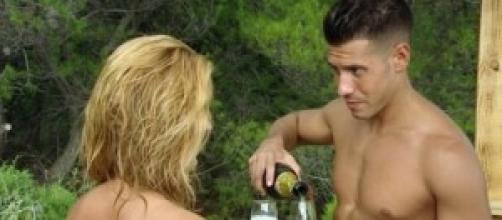 """""""Adán y Eva"""" en el """"paraÍso"""""""