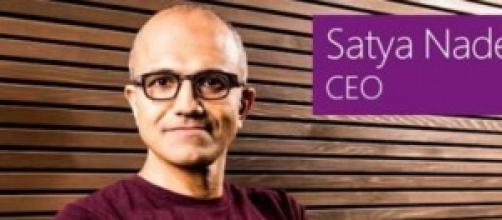 Satya Nadela, el mandamás de Microsoft