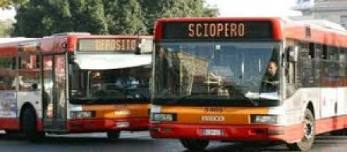 sciopero dei mezzi pubblici venerdì 24 ottobre 14