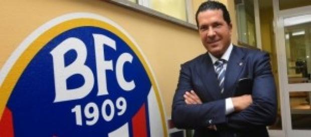Joe Tacopina, neo presidente del Bologna