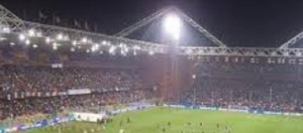 Sampdoria-Roma, Serie A, 8^giornata