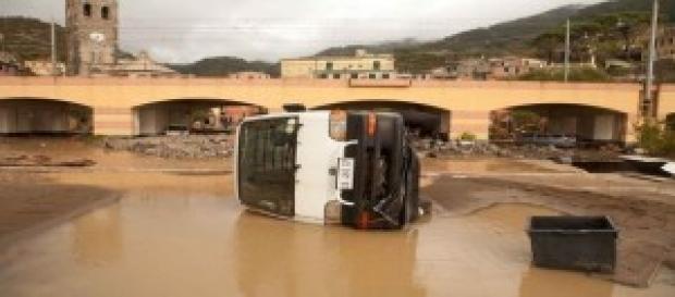 Tasse sospese nei comuni alluvionati: la lista