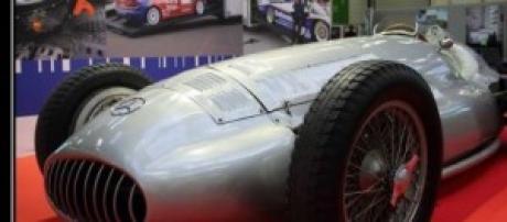 Mercedes Flèche d'Argent W154 de 1939