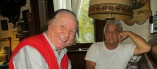 I vincitori Franco Romeo  e Dario Baldan Bembo