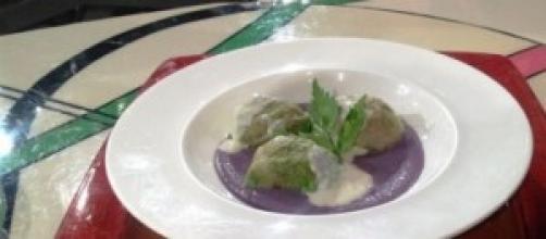 La ricetta del Capunet, involtini piemontesi