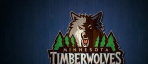 Símbolo de los Timberwolves.