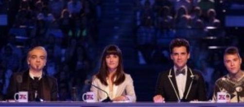 X Factor streaming 23 ottobre 2014