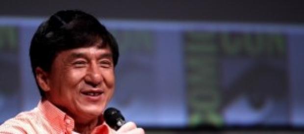 Jackie Chan (foto Wikimedia)
