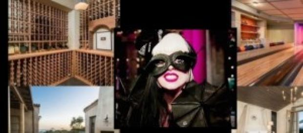 Lady Gaga ya tiene su propia baticueva