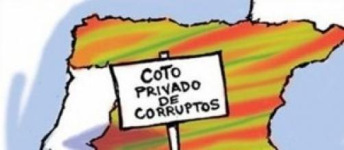 En España hay innumerables casos de corrupción.