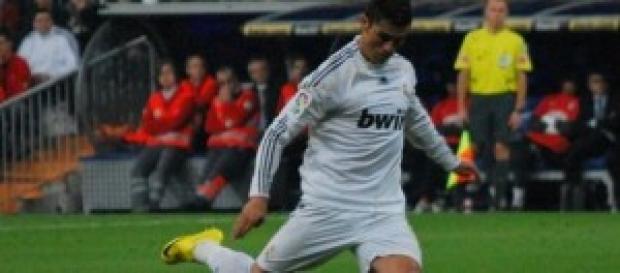 Cristiano Ronaldo campione del Real Madrid