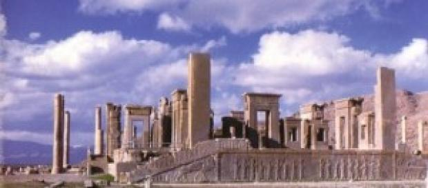Persepolis: The Remains of an ancient city