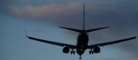 Bombeiros voam para longe de Portugal