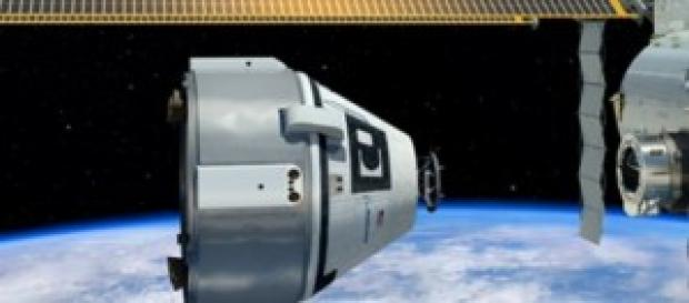 "Boeing et SpaceX creent des ""Taxis spatiaux"""