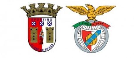 SC Braga derrota SL Benfica em casa