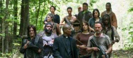 The Walking Dead 2do. cap. 5ta. temporada