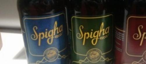 """Diferentes tipos de cerveza """"Spigha"""""""