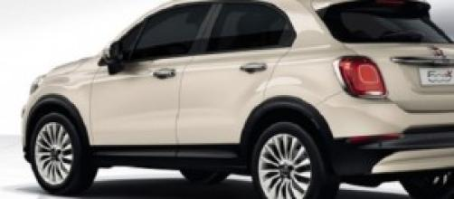 Le novità della Fiat 500 X: le caratteristiche