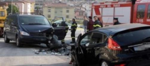 Un comune incidente stradale