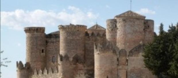 El castillo de Belmonte. 1