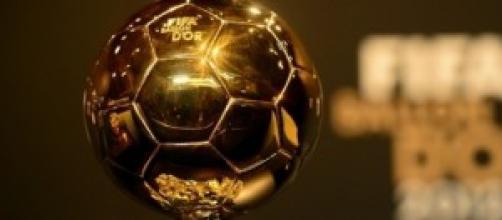 Il pallone d'oro tanto ambito