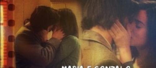 Maria e Gonzalo e la loro  notte d'amore