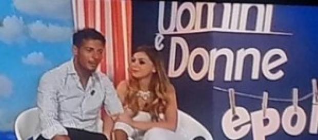 Aldo e Alessia hanno preso casa a Catania