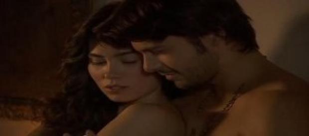 anticipazioni il segreto seconda: Maria e Gonzalo
