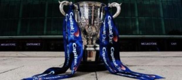 Capital One Cup 8° di finale, il 28-29 ottobre