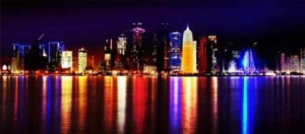 El mundial de Qatar bajo el sol.