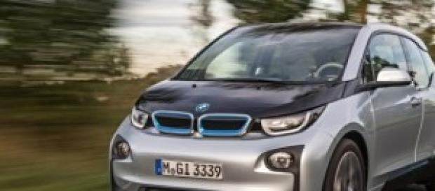 El nuevo coche eléctrico de BMW i3