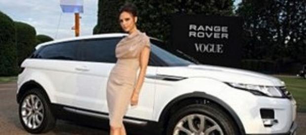 Victoria Beckham / Foto: Land Rover